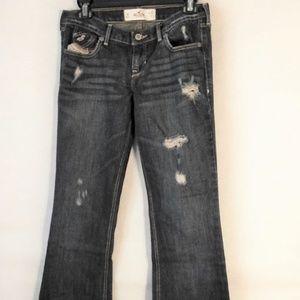 Hollister California Boot-cut Women's Jeans 3R